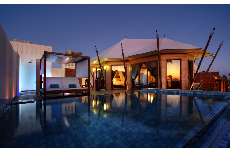 Imagen de Banyan Tree Al Wadi Hotel. Luxury 5 Star Resort, Spa, Villas. Ras Al Khaimah. EAU