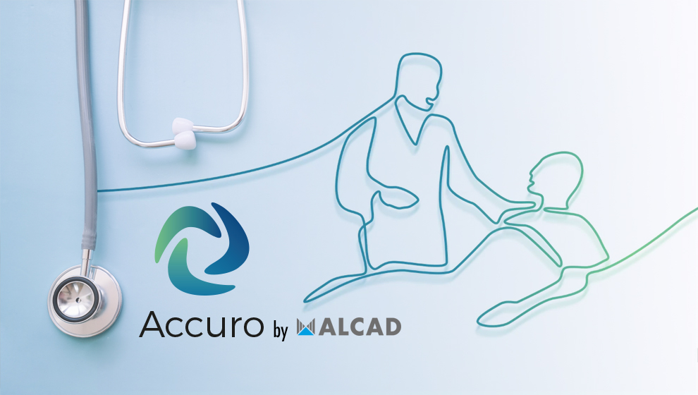 Imagen de The new nurse call system by Alcad is called Accuro